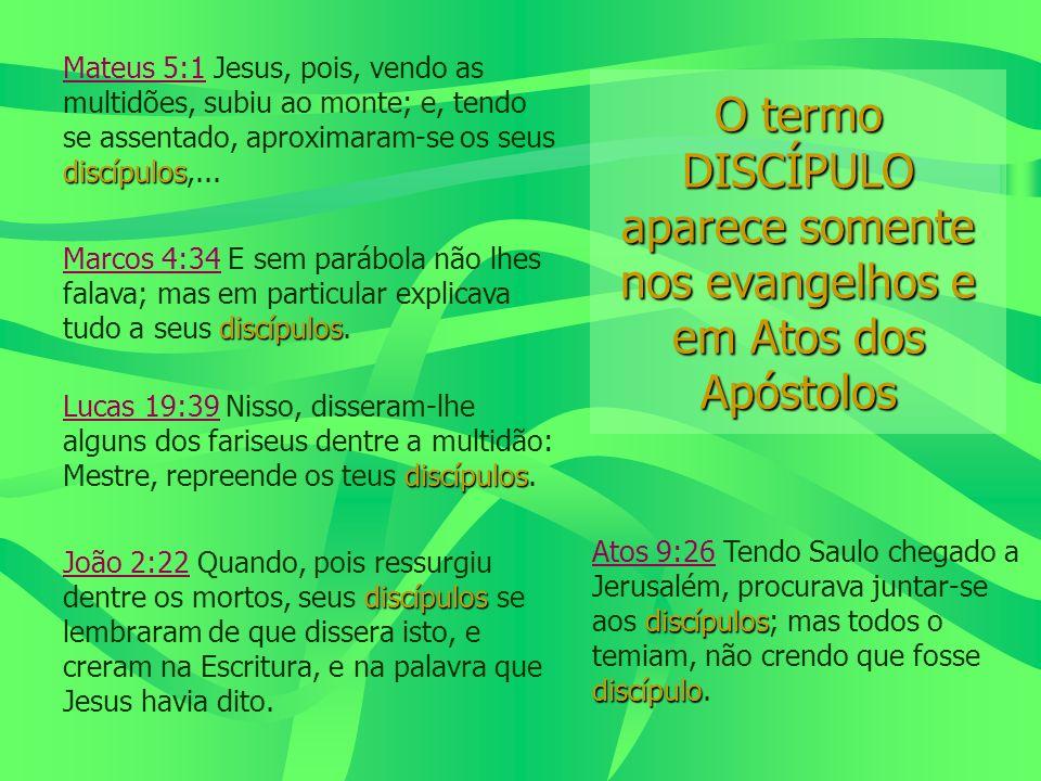 Mateus 5:1 Jesus, pois, vendo as multidões, subiu ao monte; e, tendo se assentado, aproximaram-se os seus discípulos,...