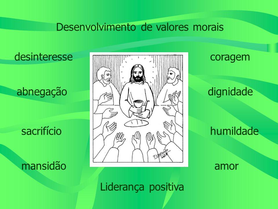 Desenvolvimento de valores morais