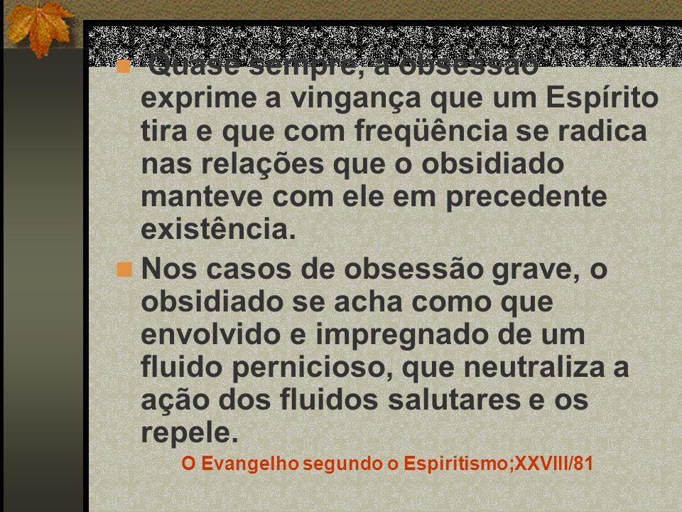 O Evangelho segundo o Espiritismo;XXVIII/81