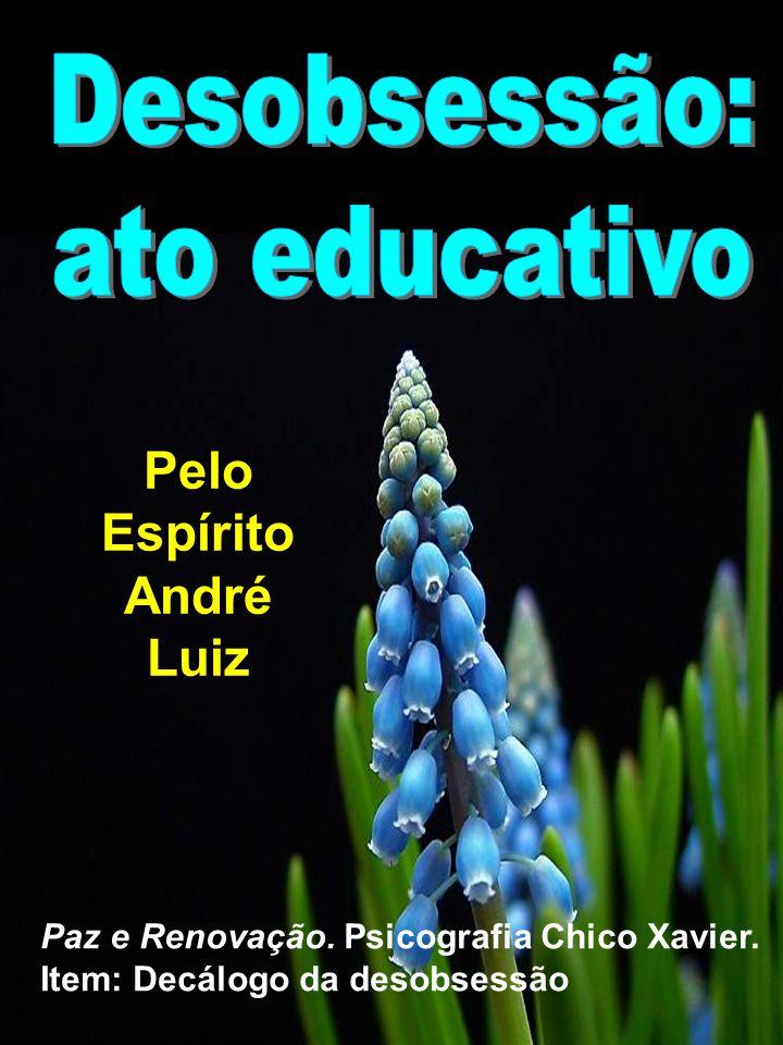 Pelo Espírito André Luiz