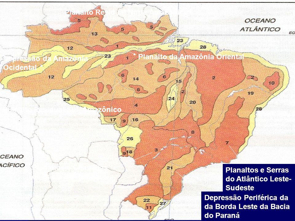 Planalto Residual Norte Amazônico
