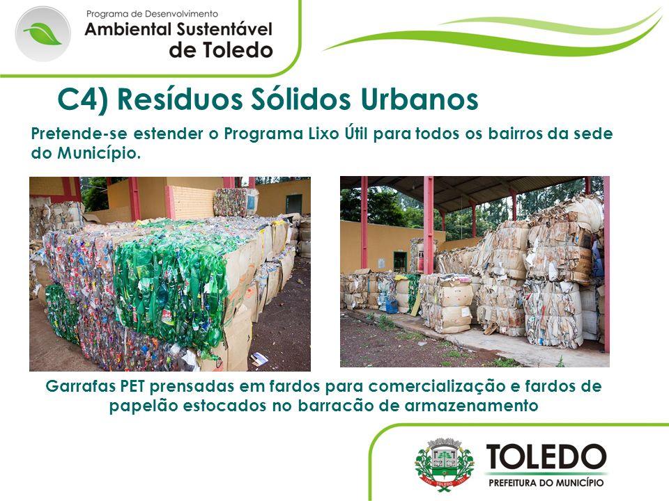 C4) Resíduos Sólidos Urbanos
