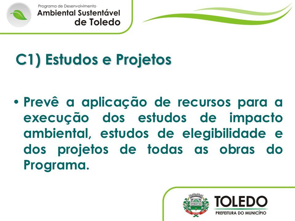 C1) Estudos e Projetos