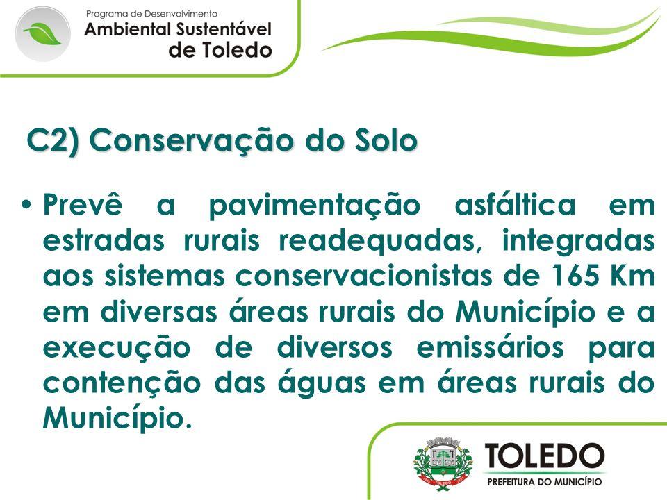 C2) Conservação do Solo