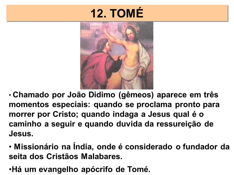12. TOMÉ