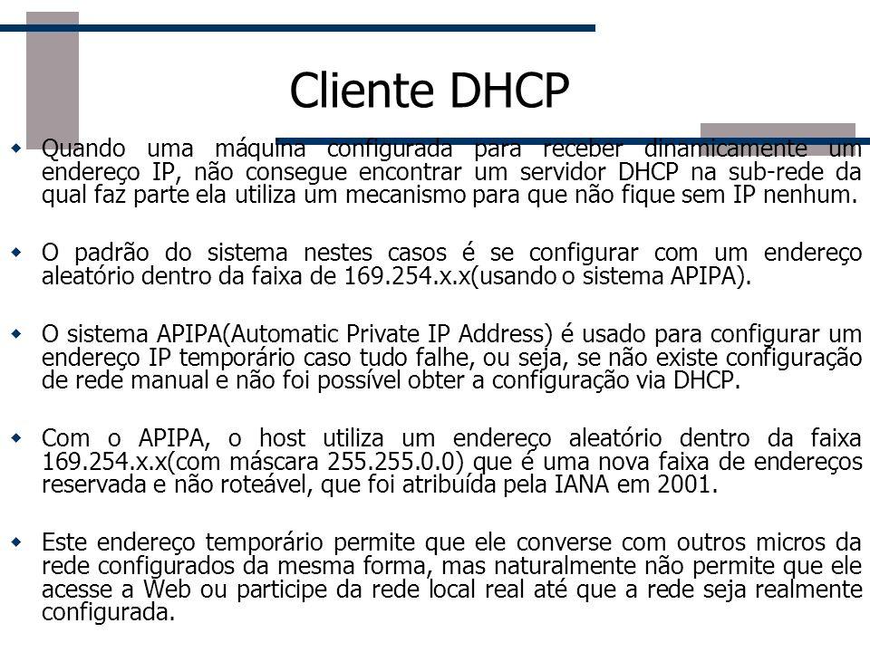 Cliente DHCP