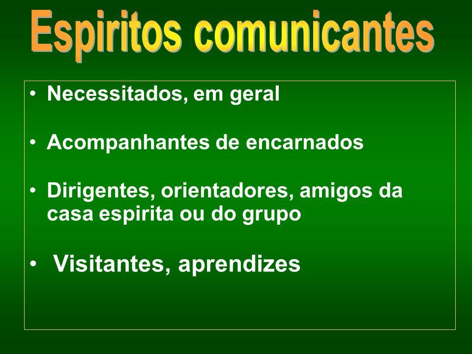 Espiritos comunicantes