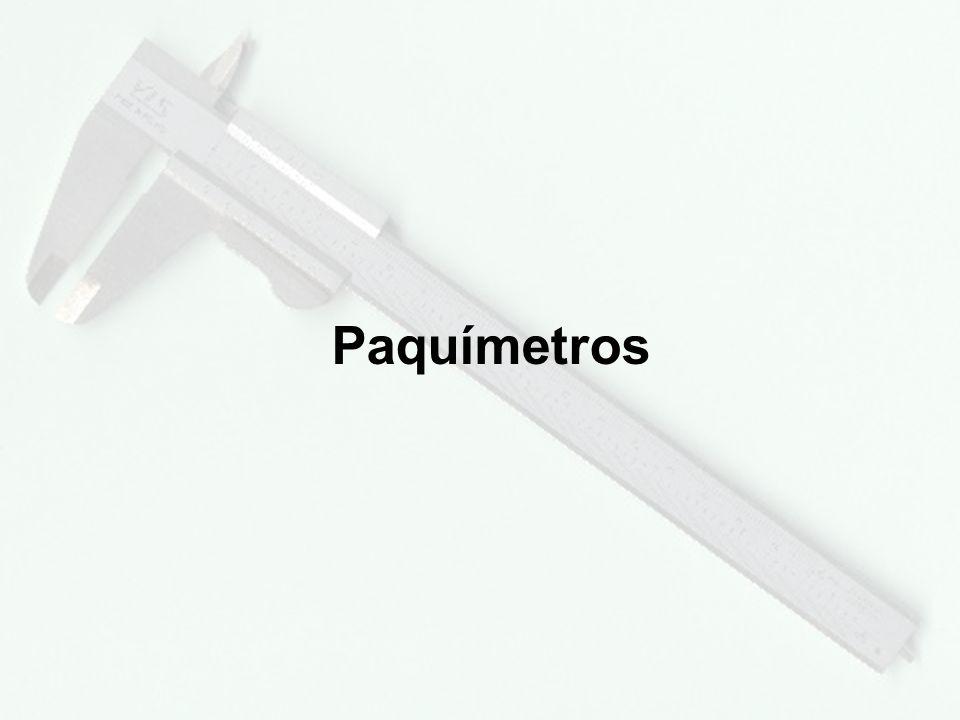 Paquímetros