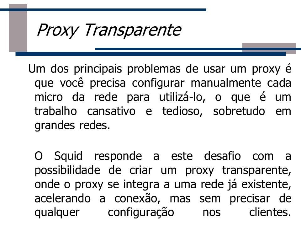 Proxy Transparente