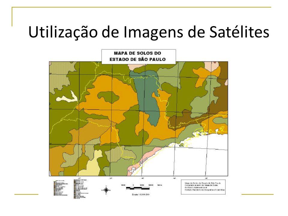 Utilização de Imagens de Satélites