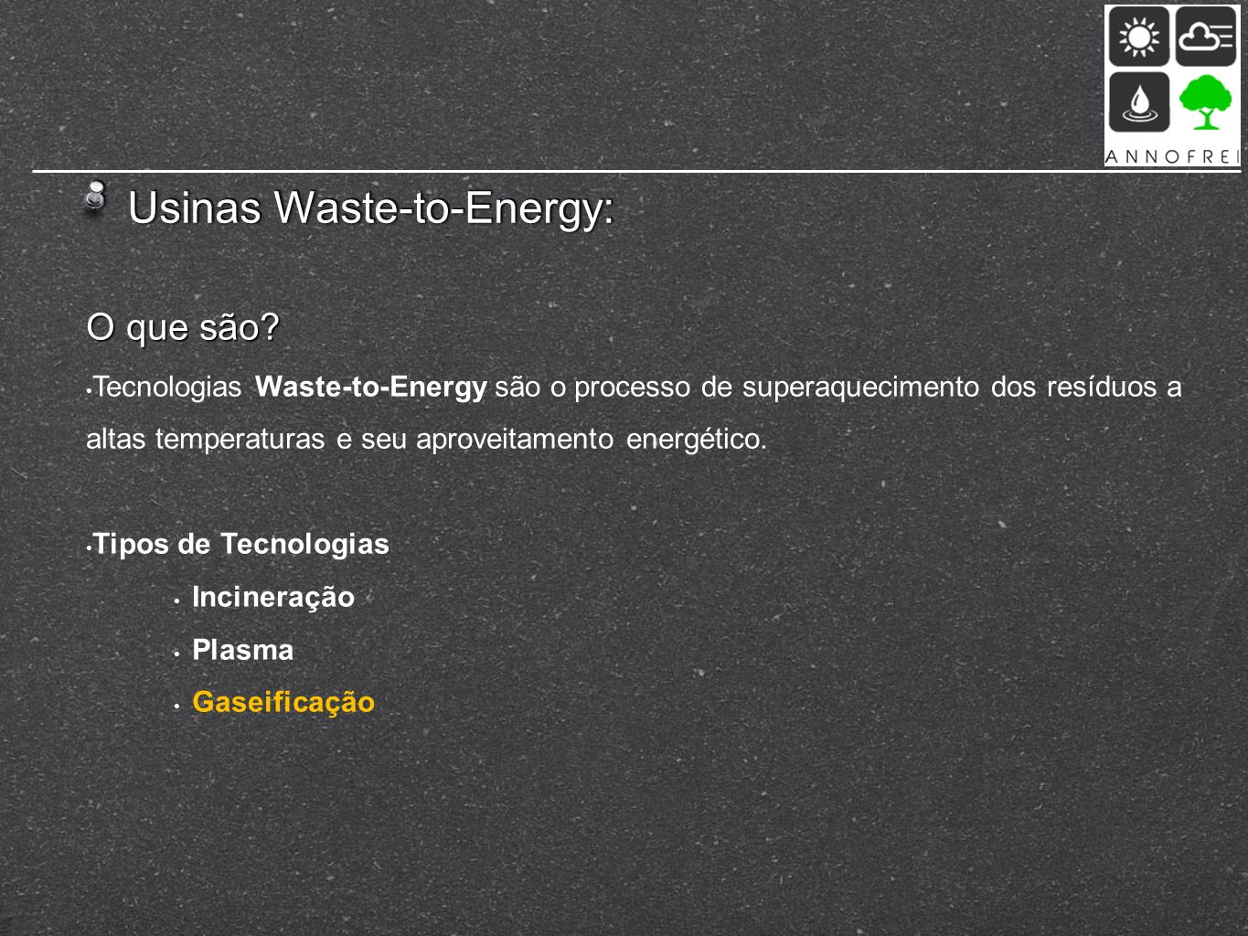 Usinas Waste-to-Energy: