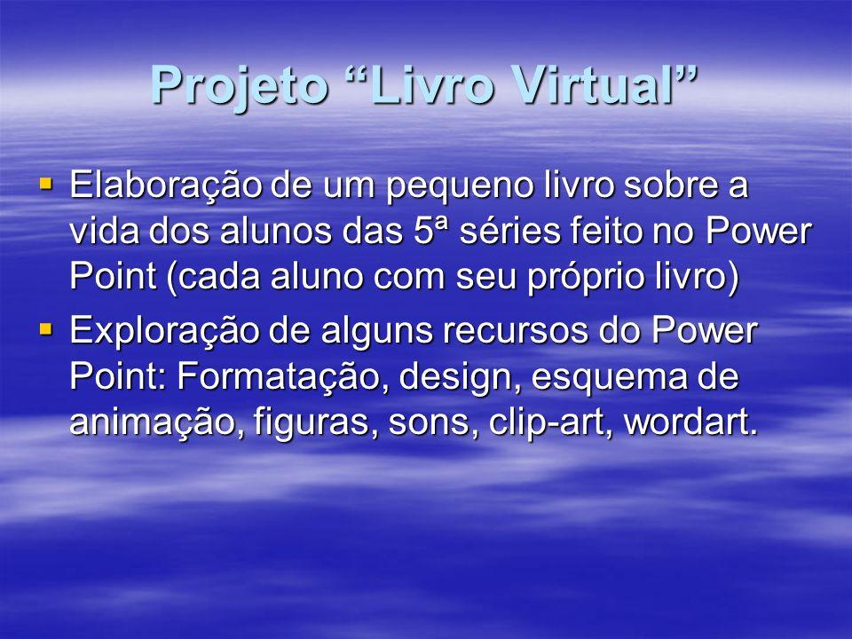 Projeto Livro Virtual