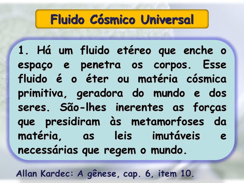Fluido Cósmico Universal