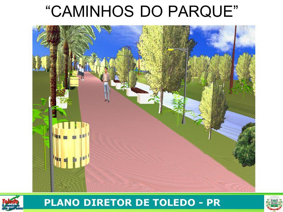 CAMINHOS DO PARQUE