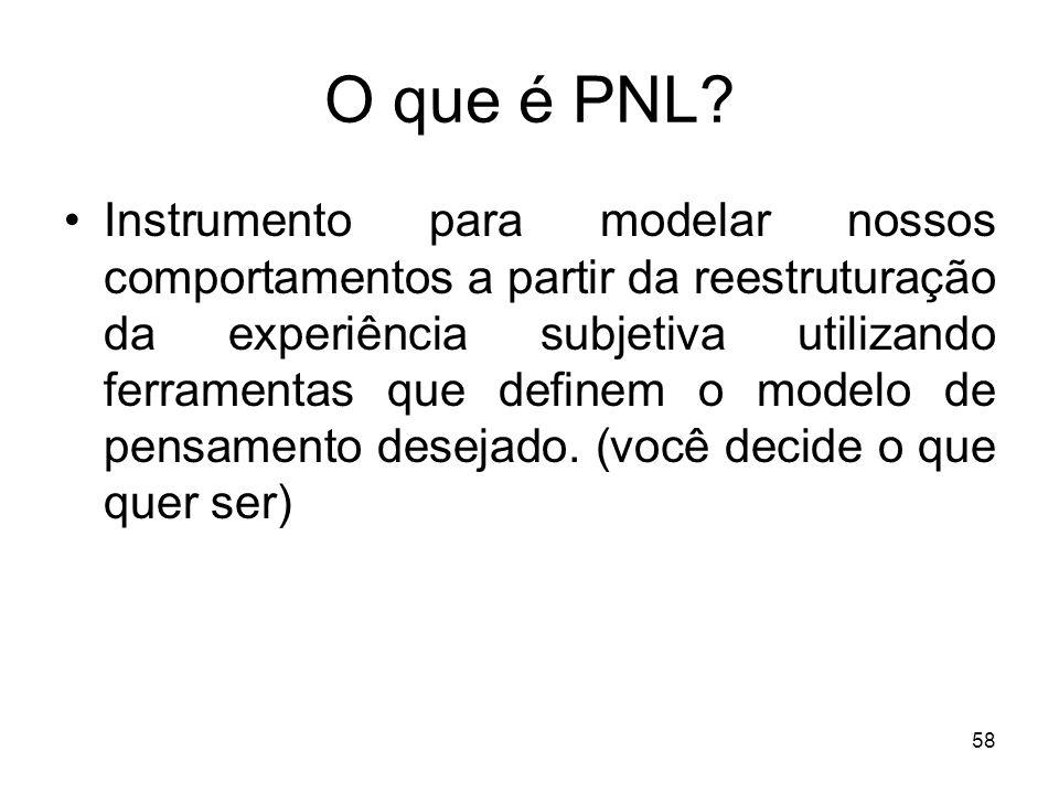 O que é PNL