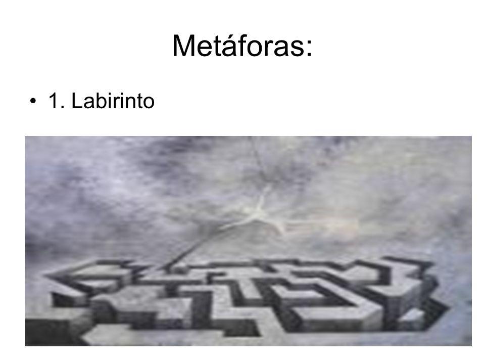 Metáforas: 1. Labirinto