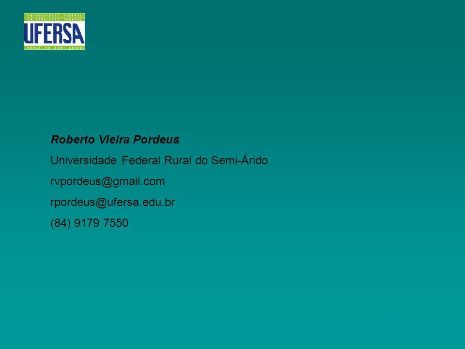 Roberto Vieira Pordeus