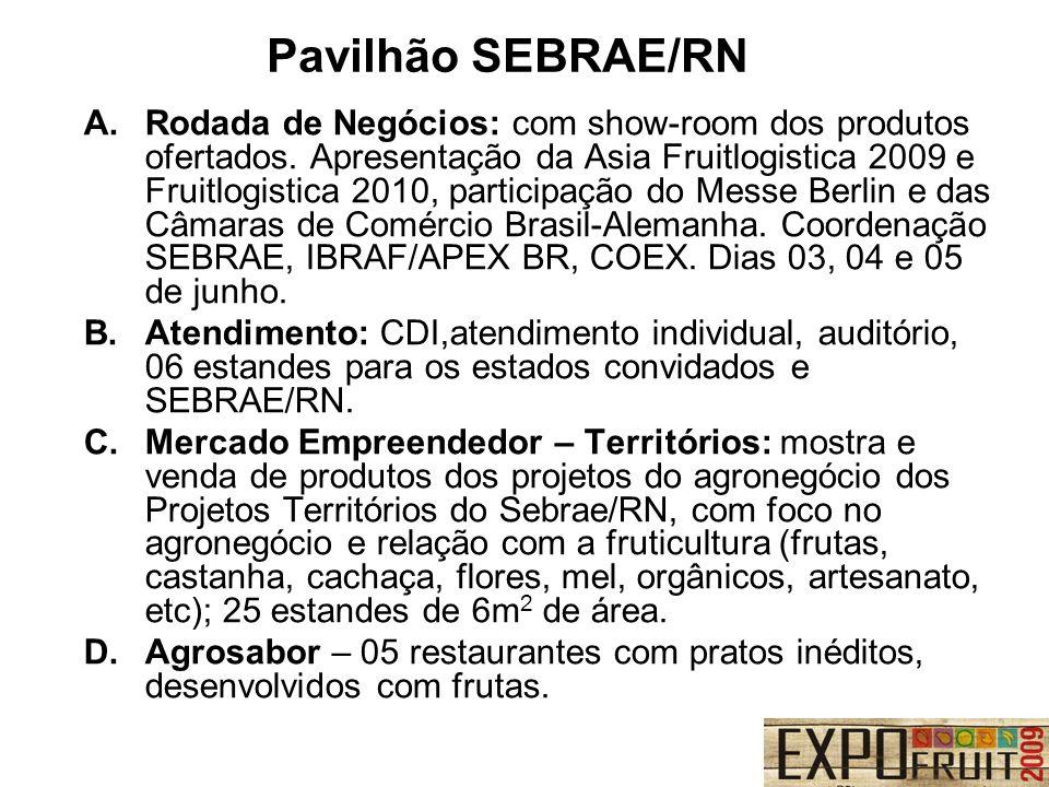 Pavilhão SEBRAE/RN
