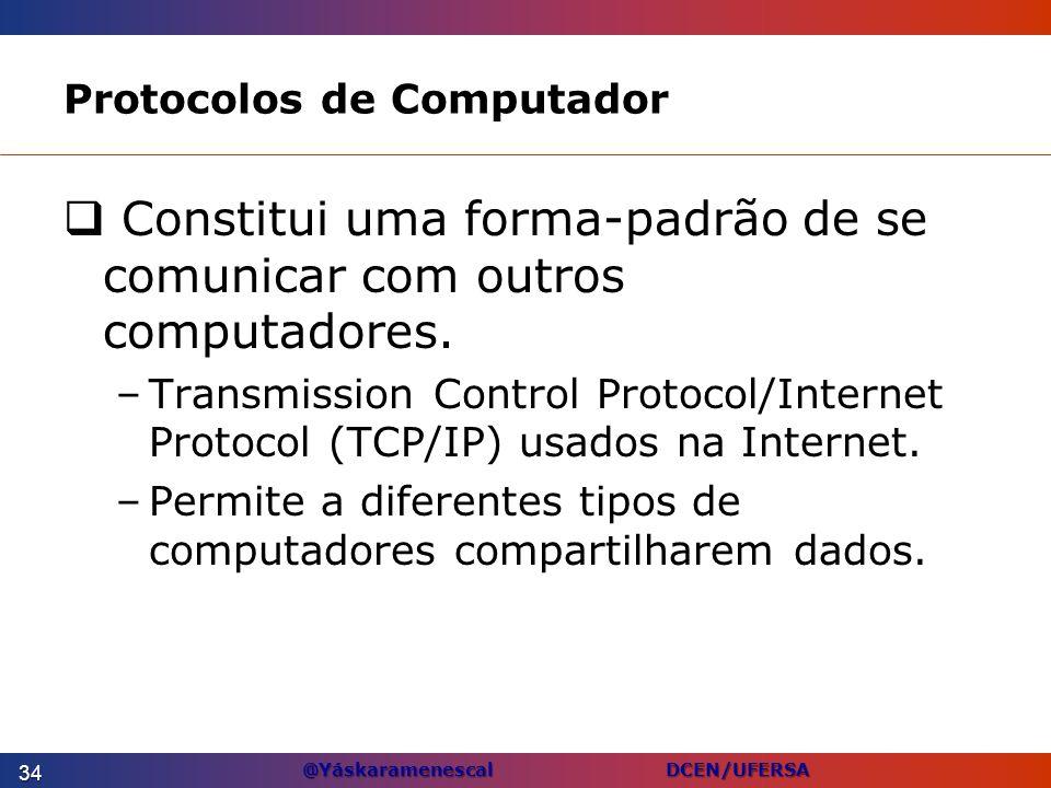 Protocolos de Computador