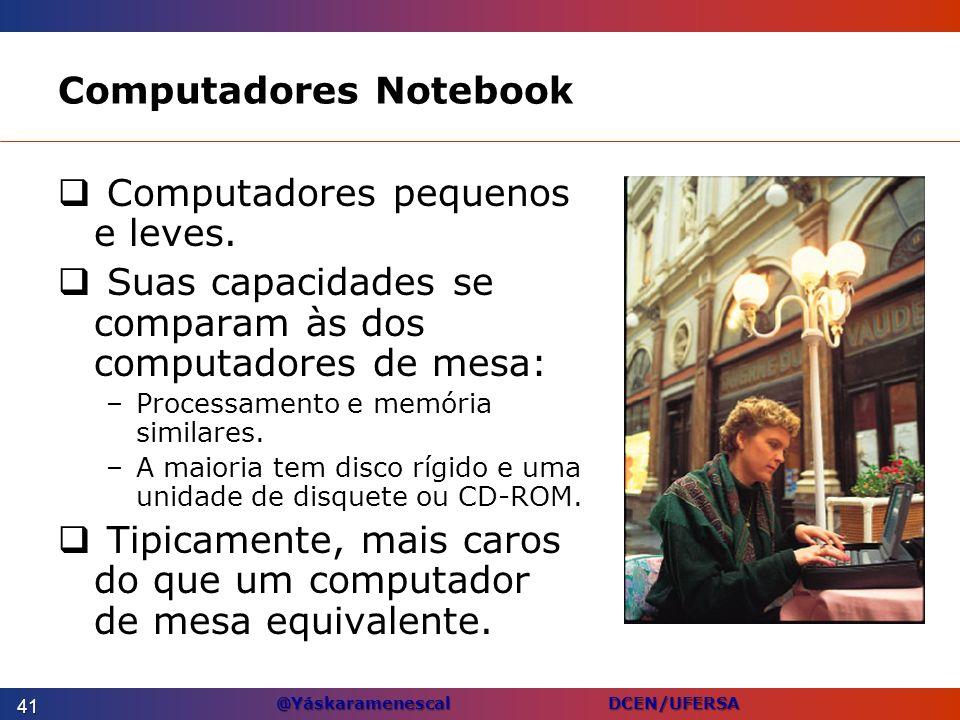 Computadores Notebook