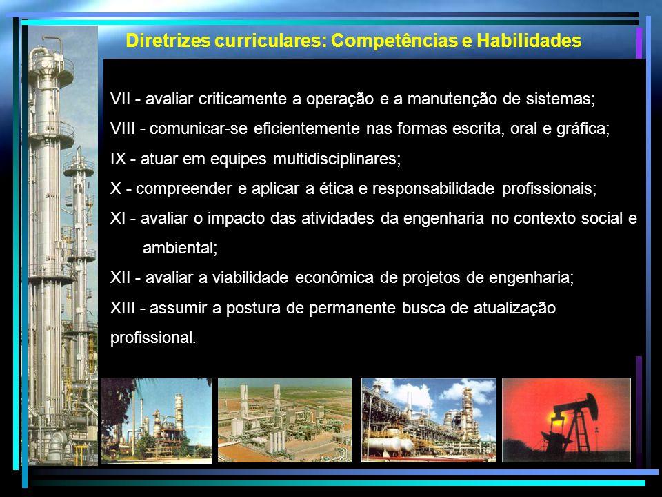 Diretrizes curriculares: Competências e Habilidades