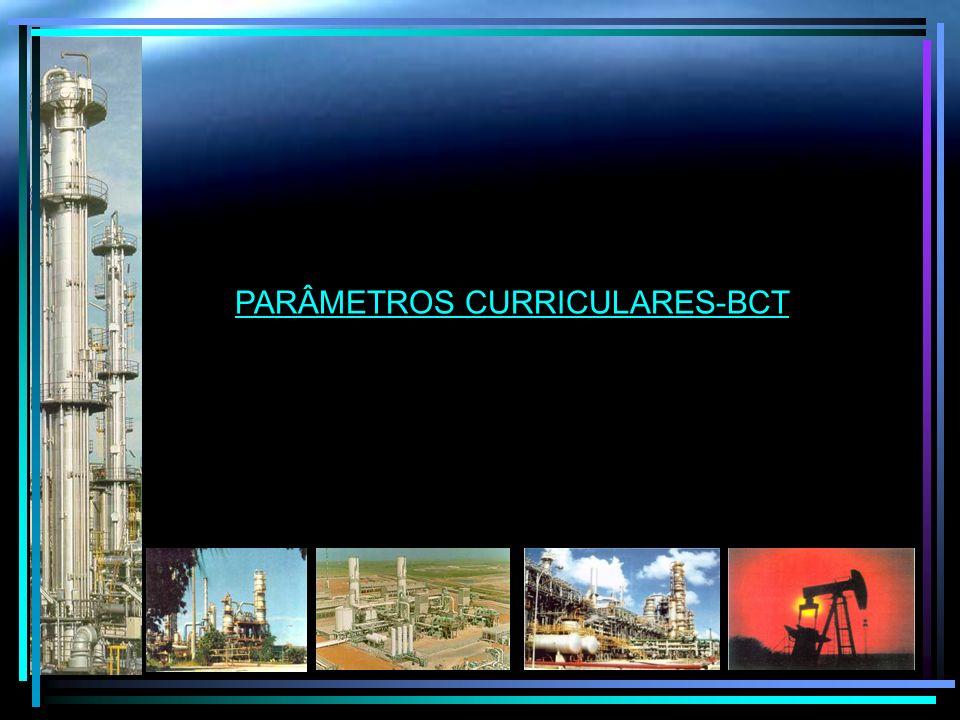 PARÂMETROS CURRICULARES-BCT
