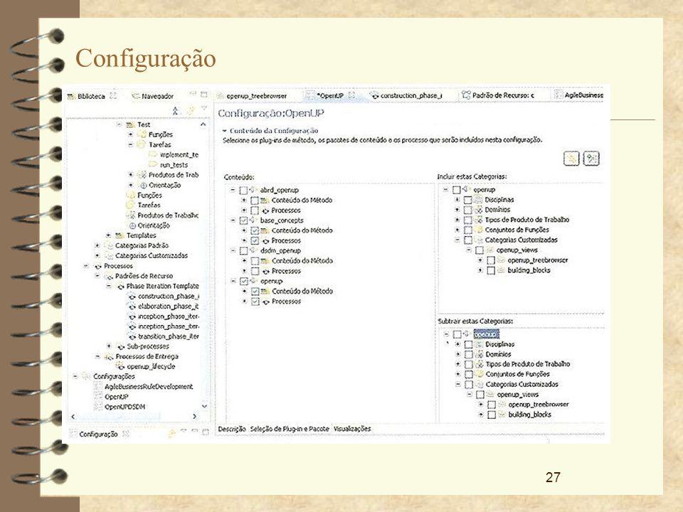 Configuração 27 27