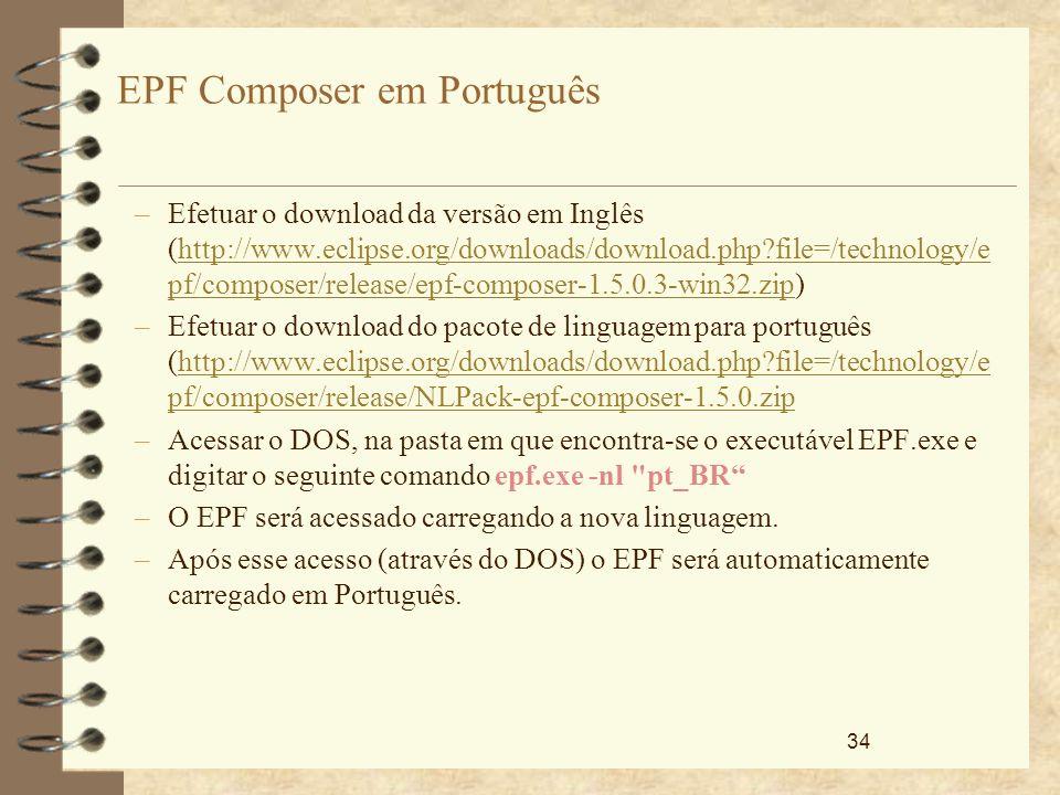 EPF Composer em Português