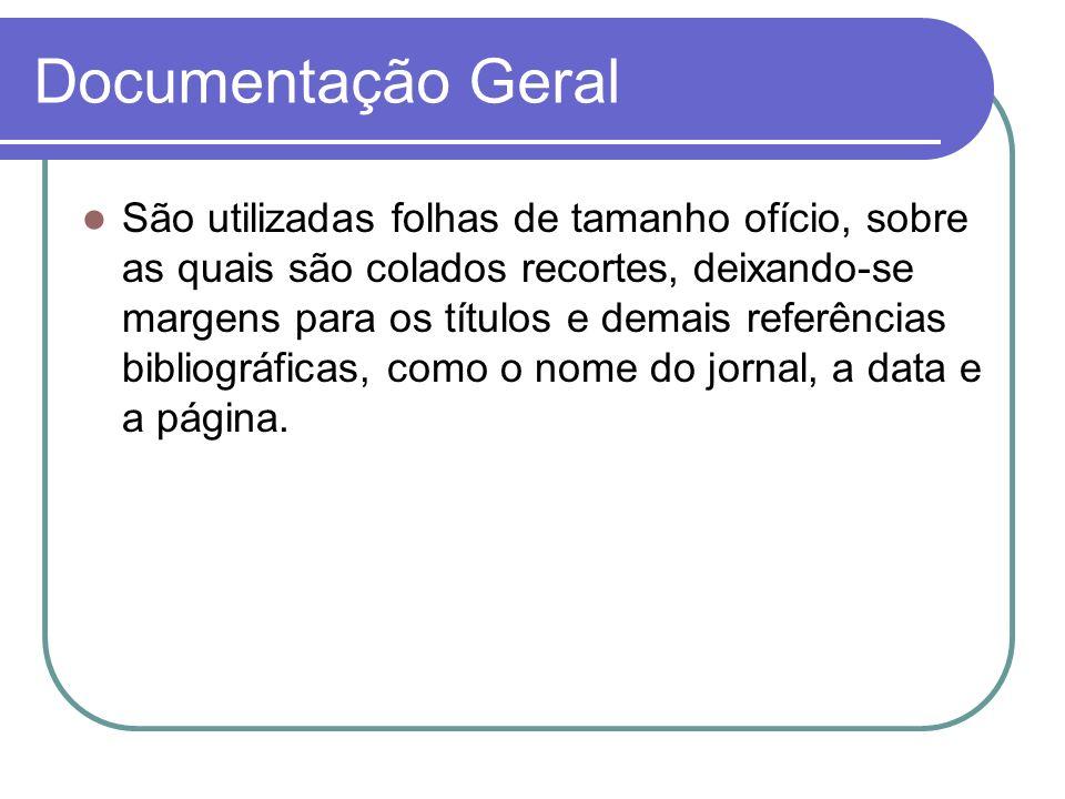 Documentação Geral