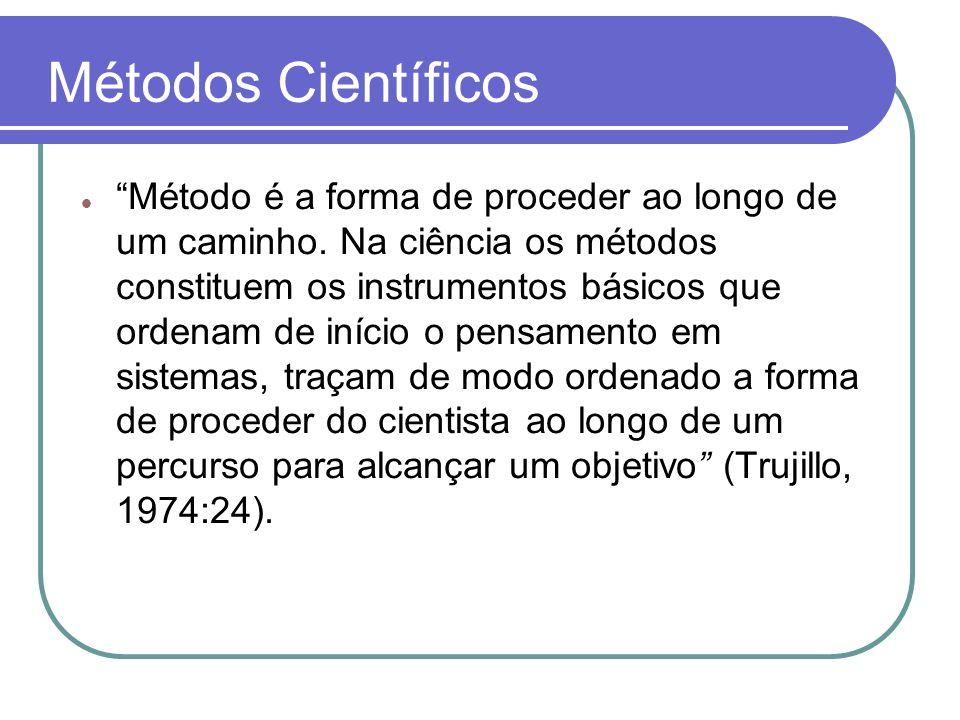 Métodos Científicos