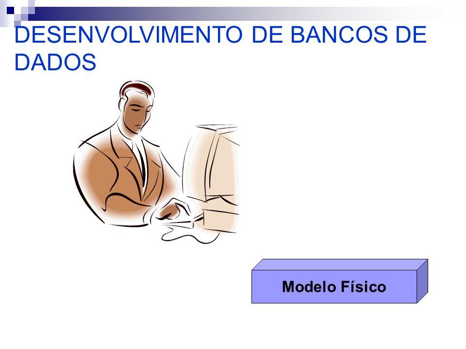 DESENVOLVIMENTO DE BANCOS DE DADOS
