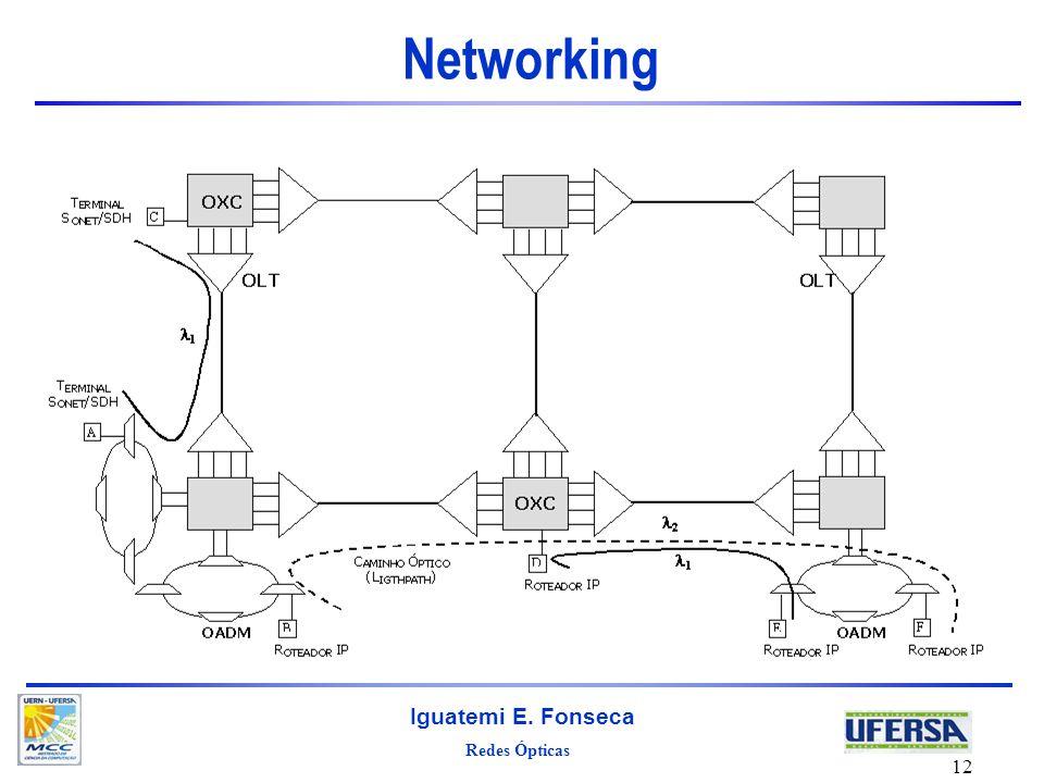 Networking Iguatemi E. Fonseca