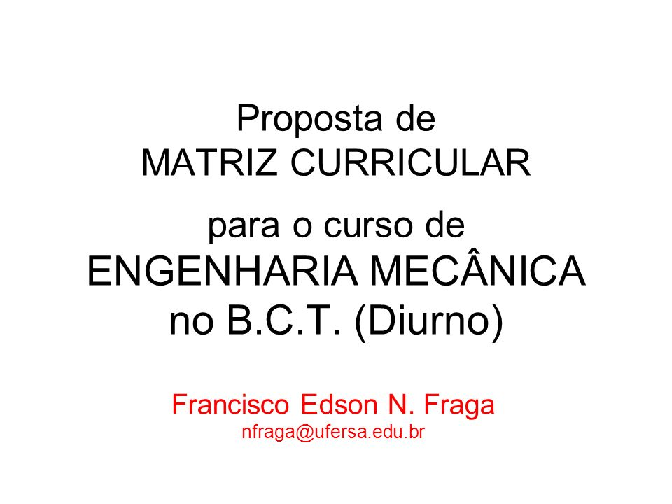 Francisco Edson N. Fraga