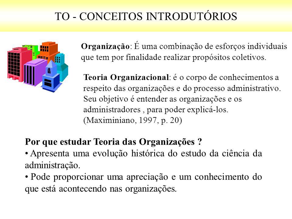 TO - CONCEITOS INTRODUTÓRIOS