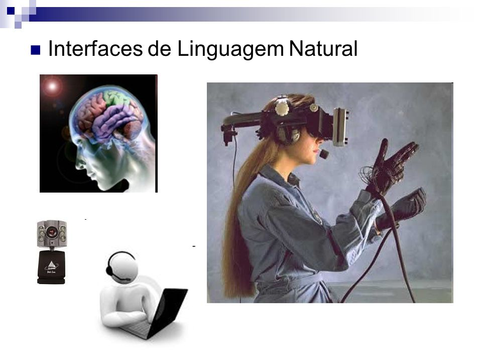 Interfaces de Linguagem Natural