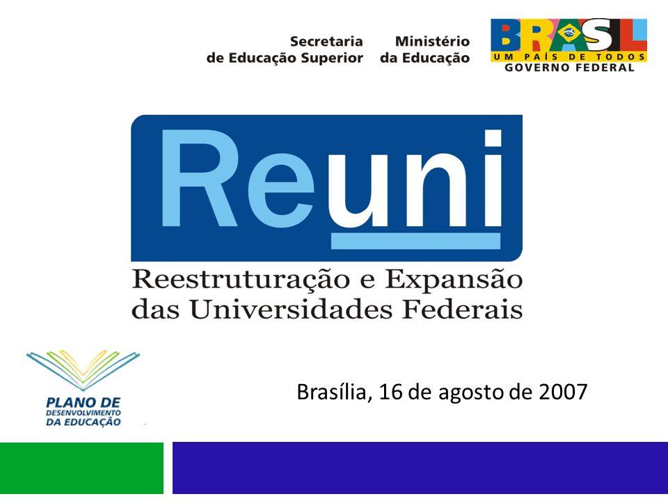 Brasília, 16 de agosto de 2007 1
