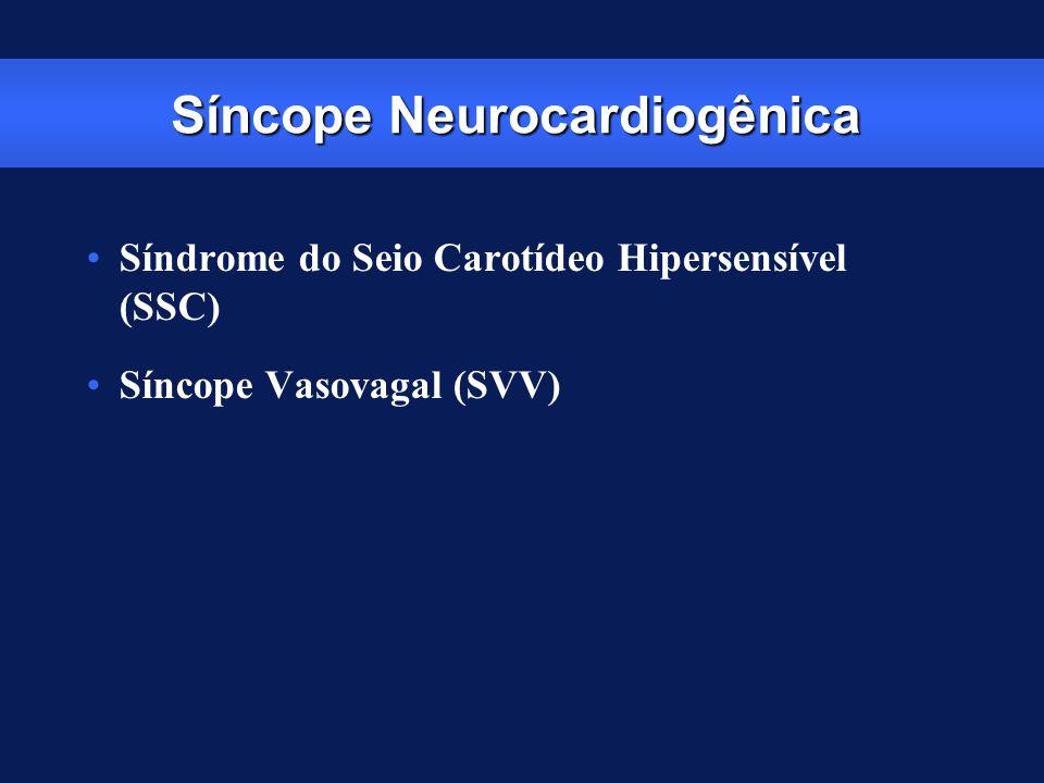 Síncope Neurocardiogênica