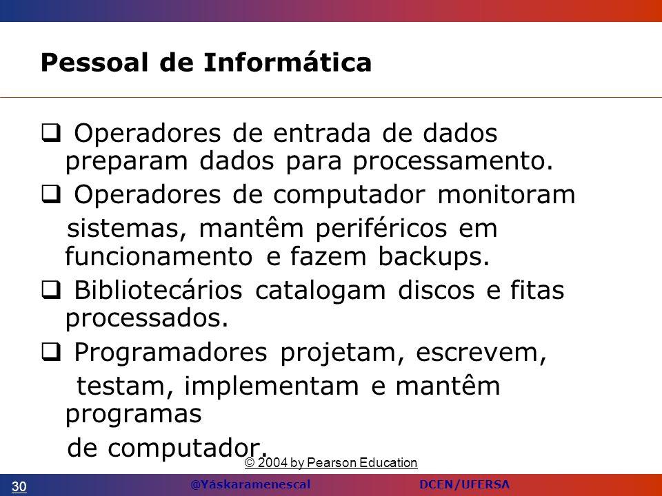 Pessoal de Informática