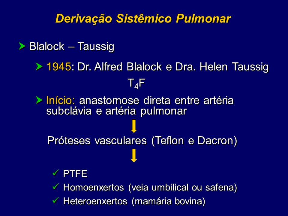 Derivação Sistêmico Pulmonar