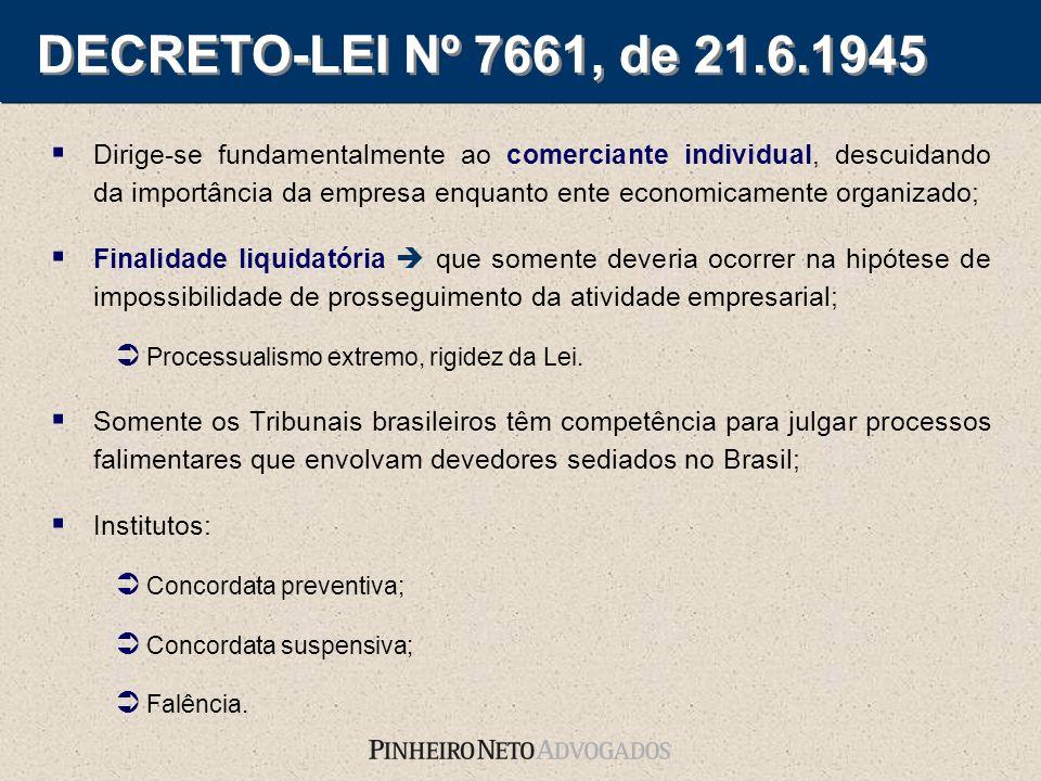DECRETO-LEI Nº 7661, de 21.6.1945
