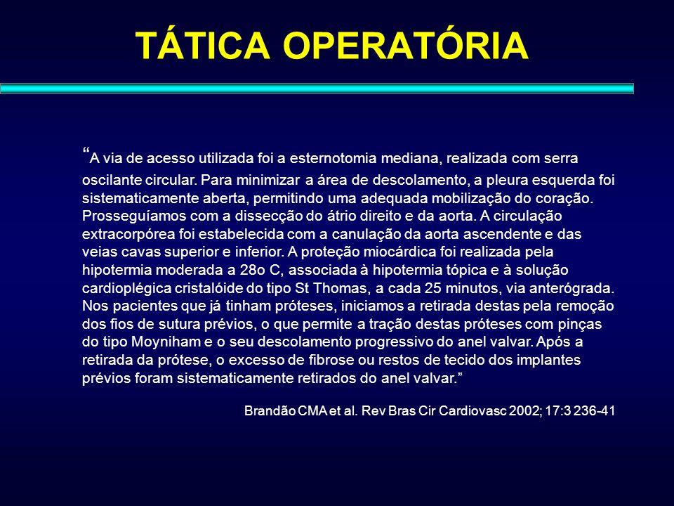 TÁTICA OPERATÓRIA