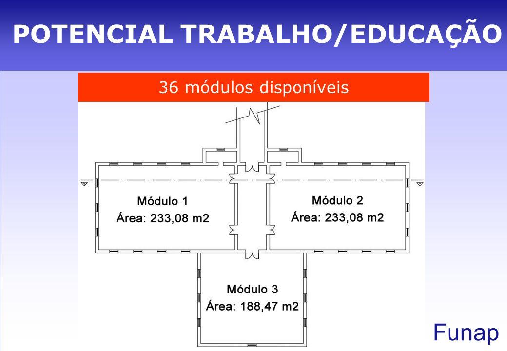 POTENCIAL TRABALHO/EDUCAÇÃO
