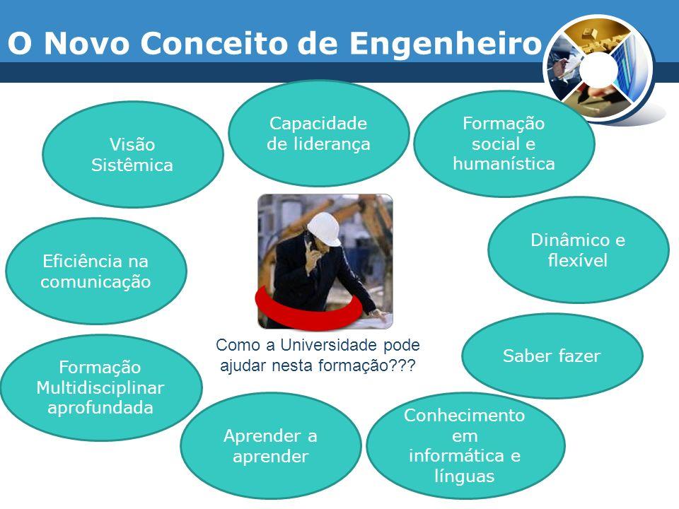 O Novo Conceito de Engenheiro