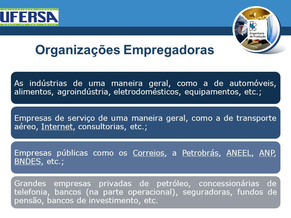 Organizações Empregadoras