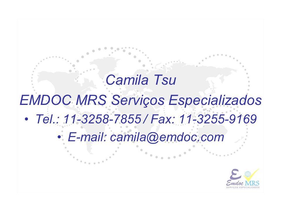 EMDOC MRS Serviços Especializados