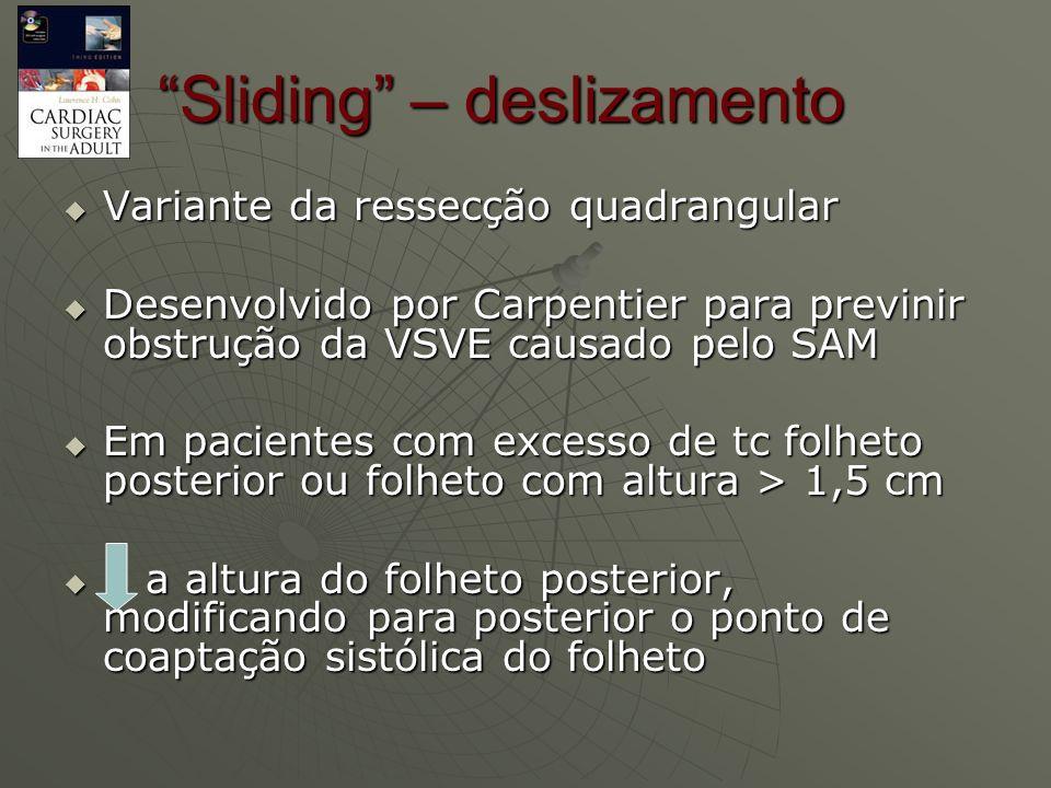 Sliding – deslizamento