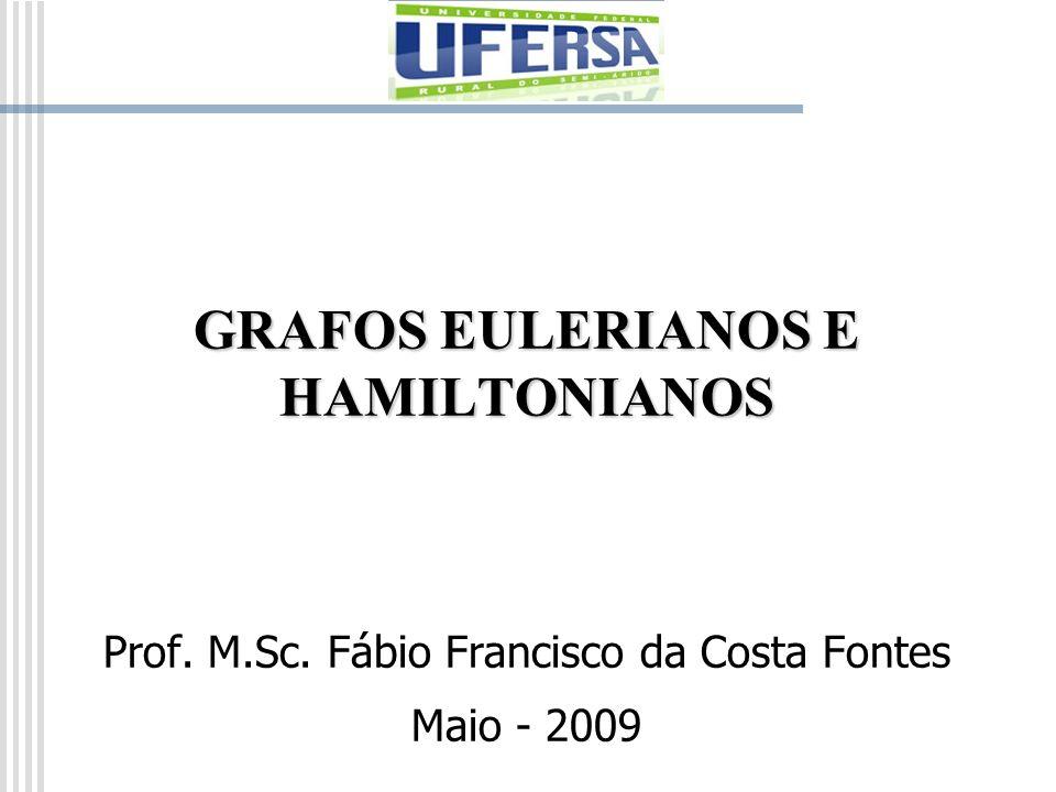 GRAFOS EULERIANOS E HAMILTONIANOS
