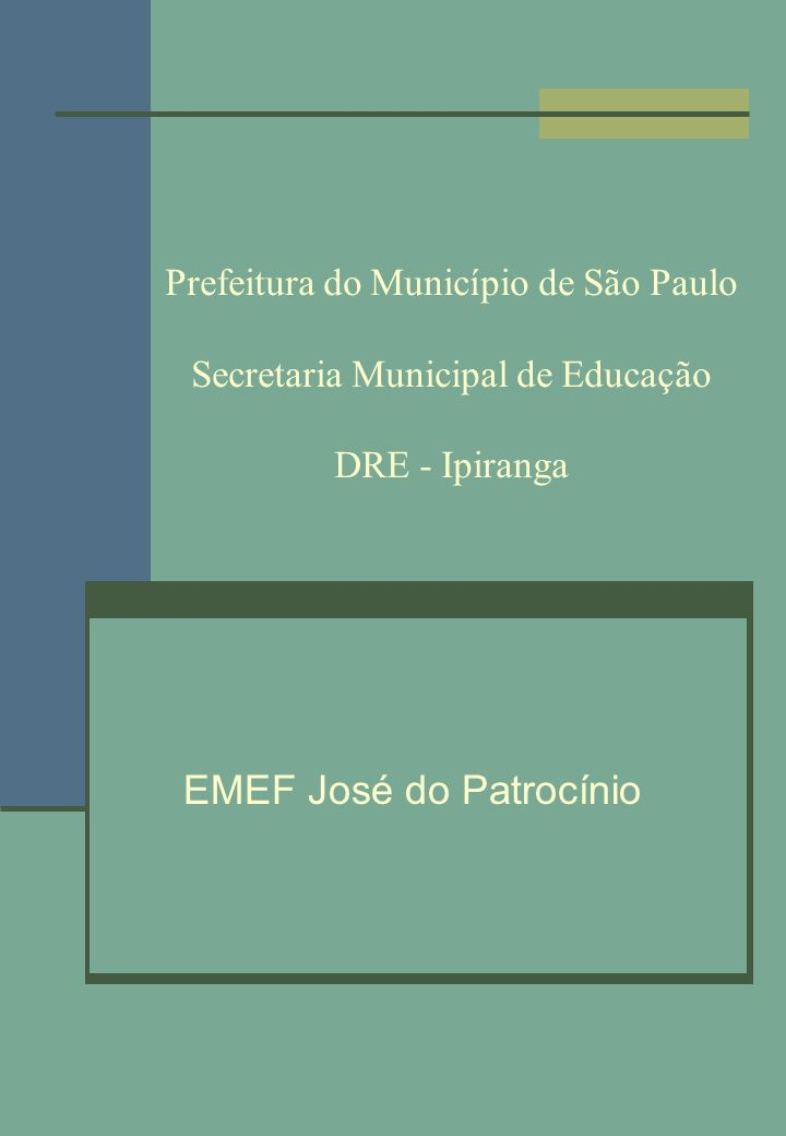 EMEF José do Patrocínio