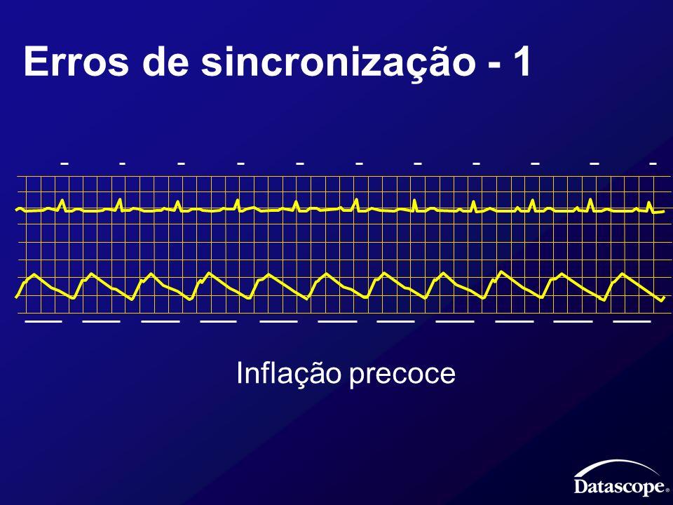 Erros de sincronização - 1