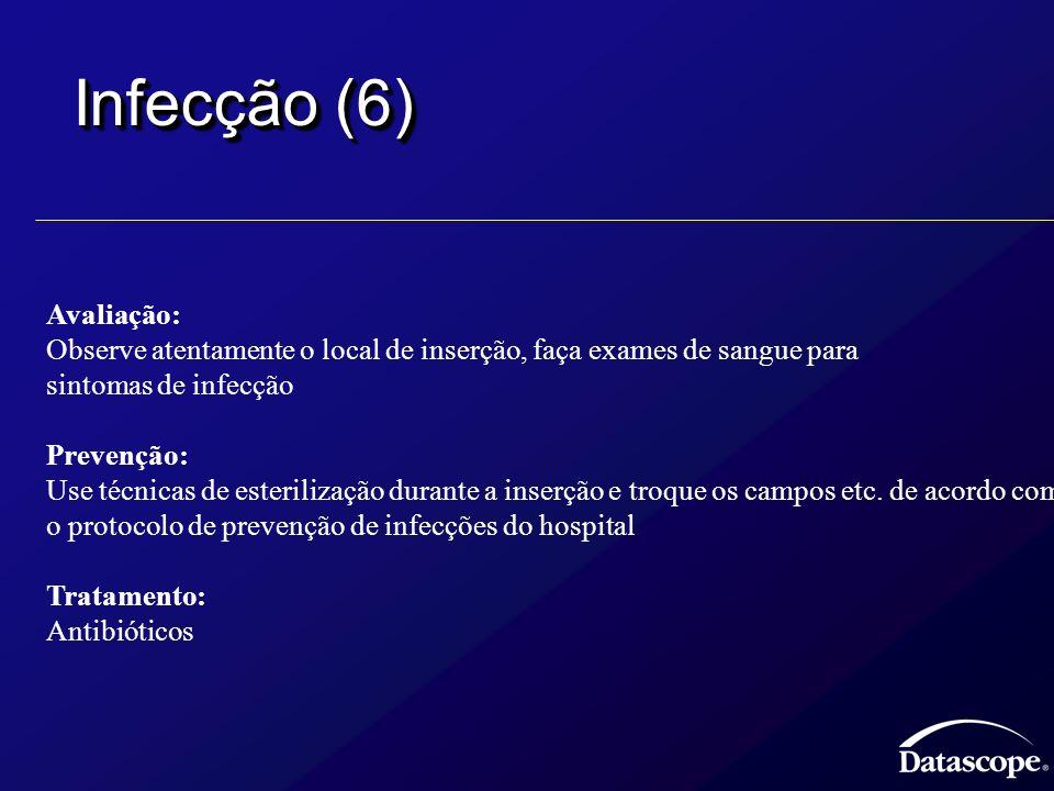 Infecção (6) Avaliação: